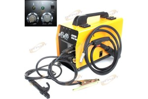 220v Dual No/ Gas Mig Mma Flux 160a Wire Feed & Mma Arc Welder Welding Machine