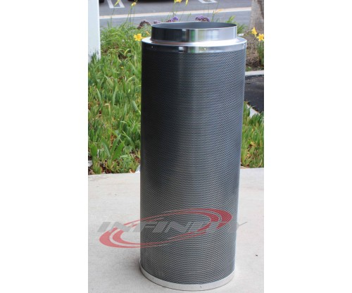 "12"" x 42"" 1250CFM CARBON FILTER CHARCOAL ODOR SCRUBBER HYDROPONICS"