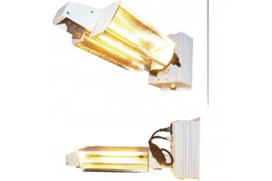 1000W Double End  DE Fixture Commercial Grow Light With Dimmable Digital Ballast and Bulb