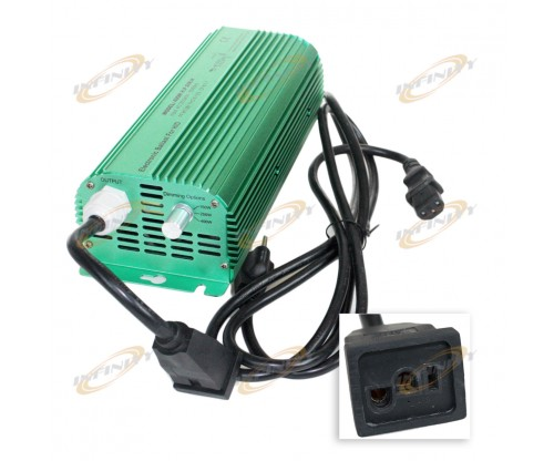 400W 250W 150W Digital Electronic Dimmable Ballast