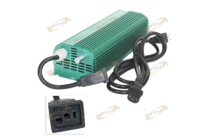 600W HYDROPONIC GROW MH HPS DIGITAL DIMMABLE POWER SUPPLY BALLAST 110v/220V