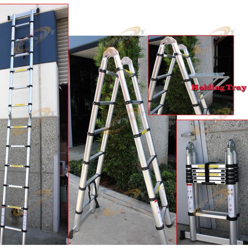 12 5 Ft A Type Multi Purpose Extension Aluminum