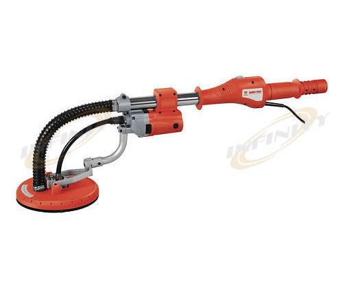 Extend Reach Electric drywall sander w/ Adjust handle
