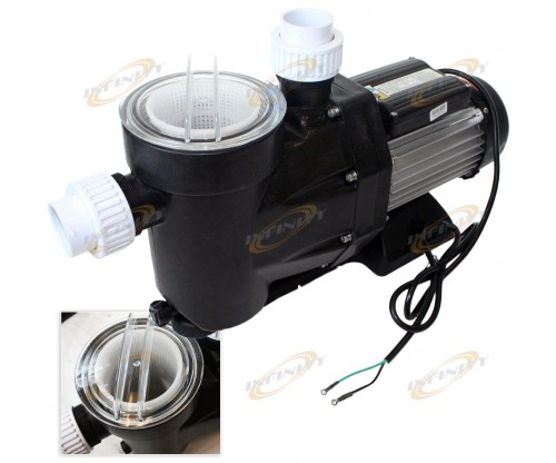 2.5HP SWIMMING POOL SPA FILTER WATER PUMP 1850W 220V MOTOR 8880GPH