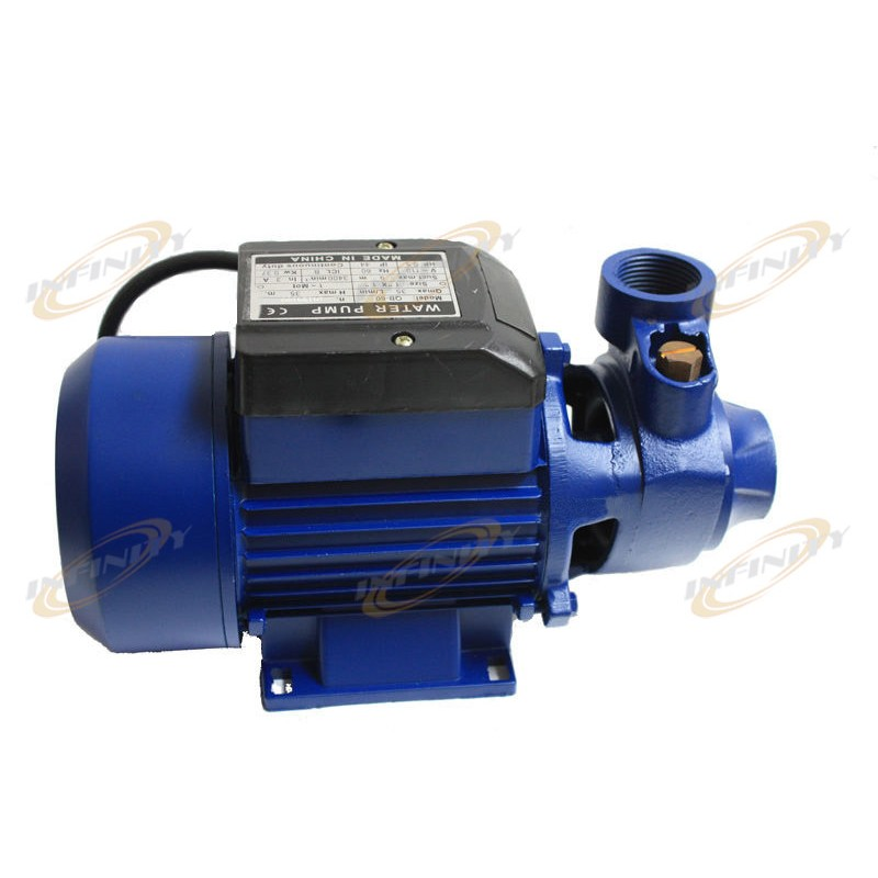 Aluminum 1 2 hp electric water pump pool farm pond for 1 5 hp electric motor for pool pump