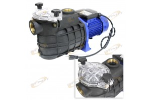 "220v 1.5HP 1.5"" NPT SWIMMING POOL SPA WATER PUMP W/STRAINER GASKET"