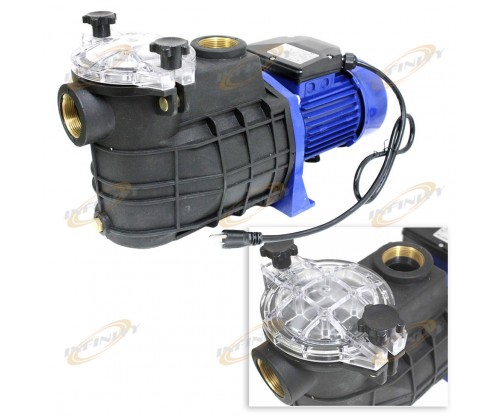 "220v 1.5HP 1.5"" NPT SWIMMING POOL SPA WATER PUMP W/STRAINER GASKET"