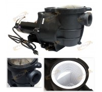 115v 230v 1.5HP 5280GPH Inground Swimming Pool Pump w/ Strainer