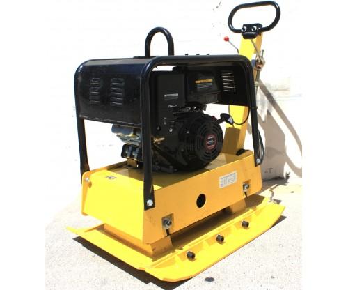 Reversible Dirt Vibratory Plate Compactor 420cc Gas Power Engine for Dirt Soil