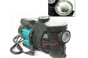 1HP On Inground Swimming Pool Water Pump w/ Strainer
